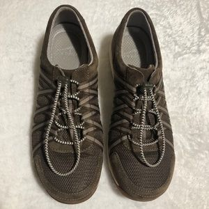 Dansko Bungee Lace-Up Shoes